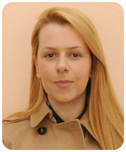 Чудић Марија, проф. француског језика