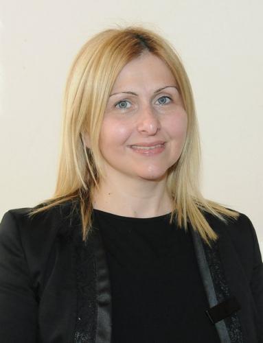 Алексић-Крстић Слађана, проф. историје