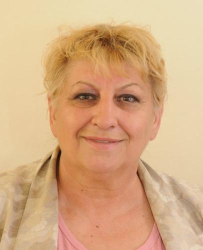 Арсенијевић Зорица, проф. хемије