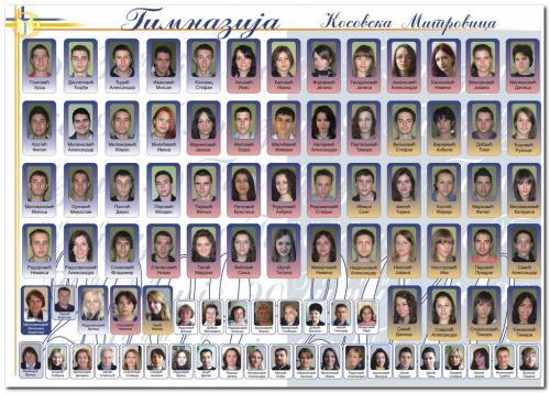 Матуранти 2009/2010